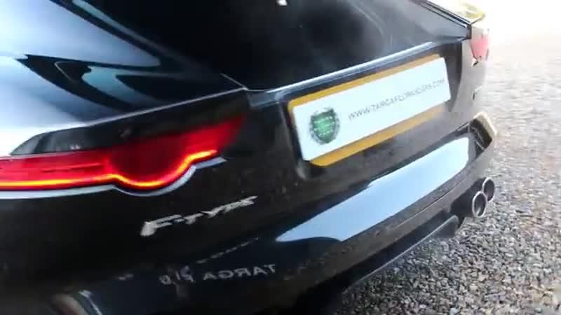 Jaguar F-Type 5.0 Supercharged V8 R Quickshift 2dr Coupe Automatic in Santorini