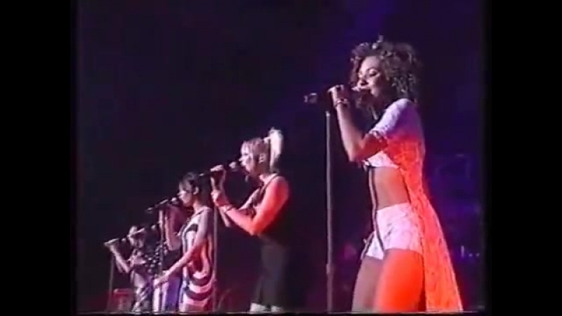 Spice Girls - Too MuchStopWhere Did Our Love GoSay Youll Be ThereWannabe [Spiceworld Tour, Live In Lyon]