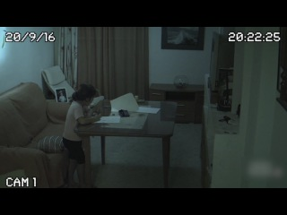 """""""GHOST"""" TERRIFIES Little Girl by Moving Objects"""