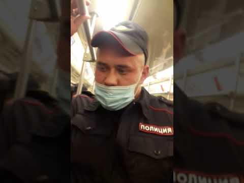 Похищение Советского Человека неизвестными в масках на станции метро Пражская