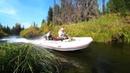 Рыбалка на севере. Штурмуем перекаты! Ищем тайменя