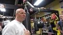 Russian heavyweight andre fedosov working EsNews Boxing