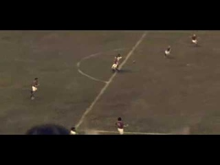 Pelé ● His Most Beautiful Goal ●1959 vs Juventus (SP) ● Computer Simulation due to lack of Video