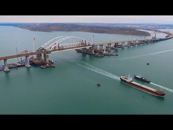 Росія закрила Керченську протоку для проходу будь яких суден наростає напруга