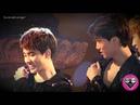 Fancam 121012 EXO K at Cheorwon Taebong Festival KaiSoo focus
