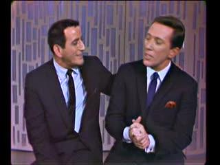 Andy Williams  Tony Bennett - City Medley (March 1, 1965 Co