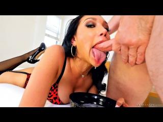 Vicky Chase sucks a big shaft in sloppy head 7 [deep throat deepthroat blowjob blow job jonni darkko 2016 1080 HD]