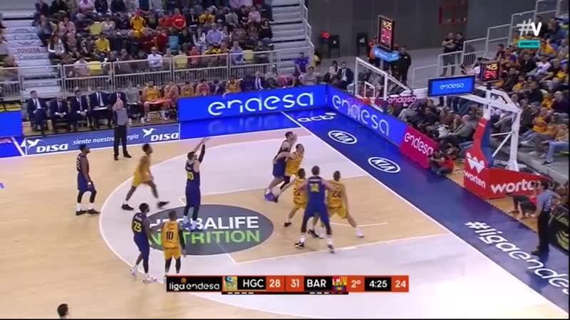 ACB 2019-20 - J21 - Gran Canaria-FC Barcelona