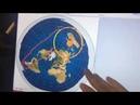 Düz dünya yalanı , gece- gündüz inanilmaz mantık hatasi !! Part2 ölümcül hata
