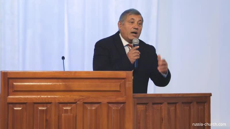 Создание христианской семьи не хорошо быть человеку одному Назарчук Рувим 27 09 2020 Full HD