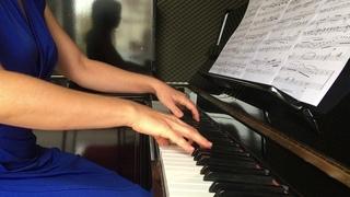 Tchaikovsky - Mélodie PIANO SOLO / Чайковский - Мелодия (Фортепиано соло) / Masha Sharova
