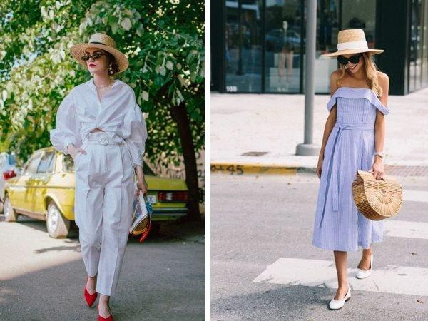 Как стильно одеваться в жару, изображение №1