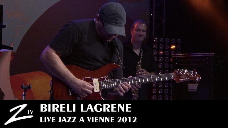 Biréli Lagrène Isn't She Lovely Jazz à Vienne 2012 LIVE HD