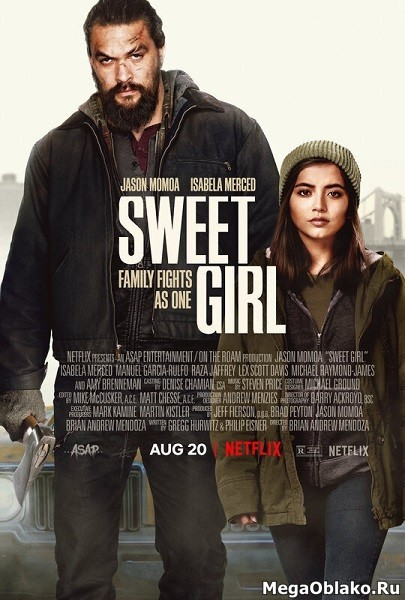Малышка / Sweet Girl (2021/WEB-DL/WEB-DLRip)