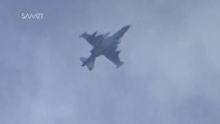 «Грачи» Су-25 обрушили шквал огня на боевиков «Аль-Каиды» в Идлибе и Хаме