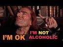 Crowley - I'm OK, I'm NOT alcoholic   GoodOmens IneffableHusbands