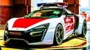 Полицейские Машины Транспорт для Детей Развивающие Мультфильмы Мультики про Машинки