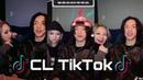 CL Tiktok Compilation with DPR IAN