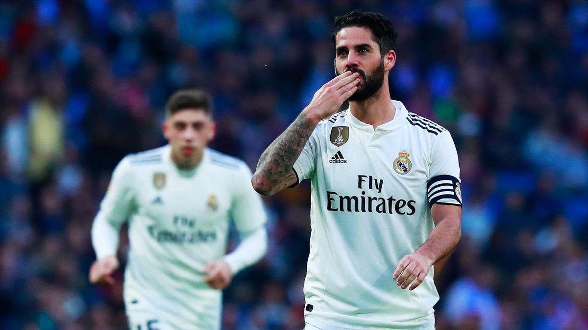 Иско. ФК Реал Мадрид