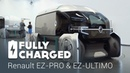 Renault EZ Pro EZ Ultimo   Fully Charged