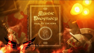 """MYSTIC PROPHECY - """"Hail To The King"""" (Official Lyric Video)"""