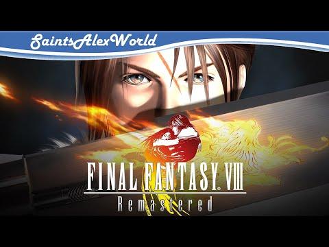 Final Fantasy VIII Remastered PC Прохождение на русском 19 Сад Баламб против Сада Галбадиа