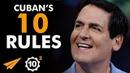 JUST GO! Ready. Fire. Aim! - Mark Cuban - Top 10 Rules