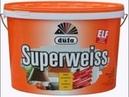 Краска Dufa SuperweissДюфа Супервайс. Обзор, нанесение.