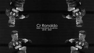 Cr Ronaldo - best moments Juventus 2018 - 2021