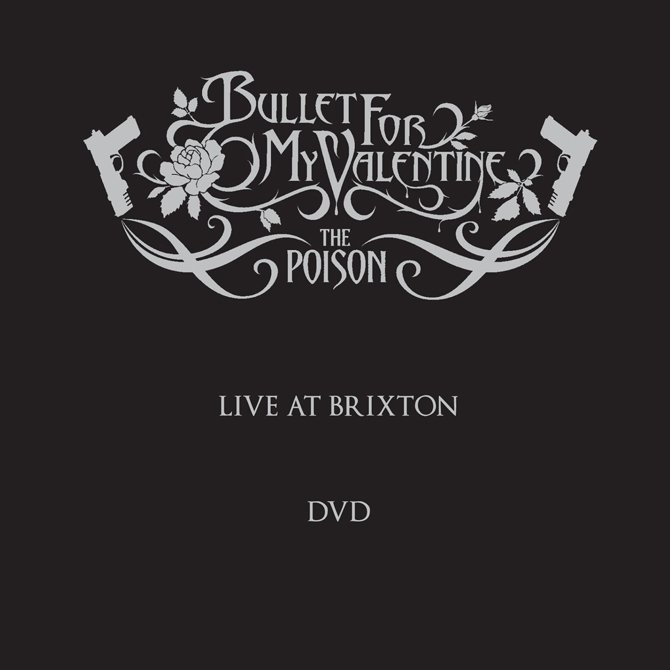 Bullet for My Valentine album Live At Brixton
