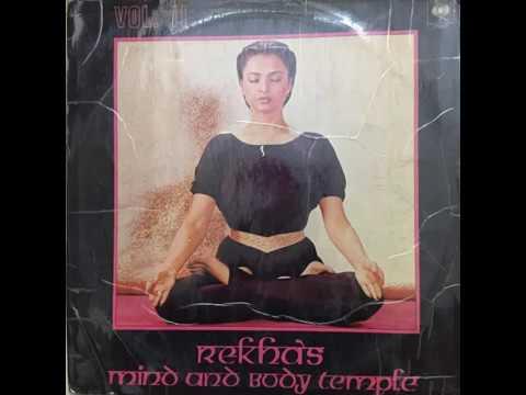Rekha - Rekhas Mind and Body Temple [Yoga Tutorial Vinyl Rip]