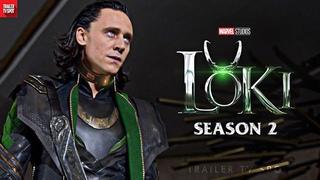 Loki Season 2 Teaser Preview   Trailer TV Spot