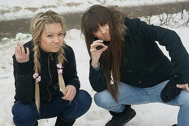 картинки насти шевченко и ее подруги второму десятилетию двухтысячных