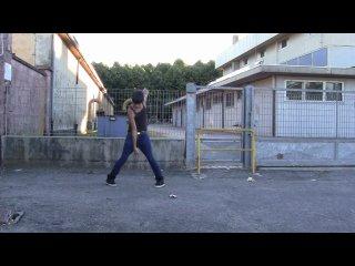 Diego feat. Johnny - Los Hermanos (La Energique & YWAE) - edit by AnToNy