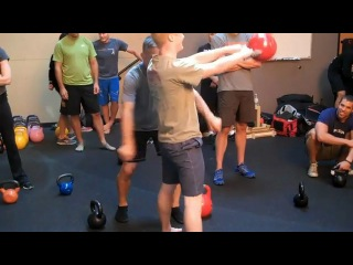 Steve Maxwell: Correcting the KB Swing