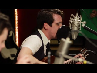 Panic! At the Disco - I Write Sins Not Tragedies (Live Acoustic X103.9)