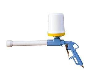Трибостатический краскораспылитель пистолет кнтс 10