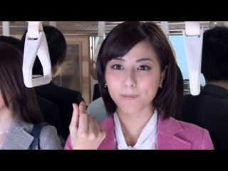 Японская Реклама - Taisho Vicks - Sugimoto Yumi