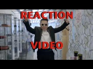 PSY - GENTLEMAN (Reaction Video) ft. Nigahiga