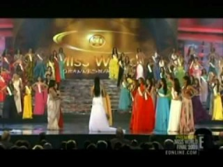 Miss World 2009 - Crowning Moment