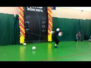 День жонглера