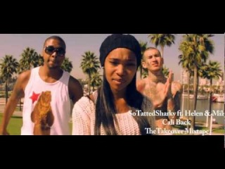 SoTattedSharky ft. Helen & .$ - Cali Back Prod by Lex Luger