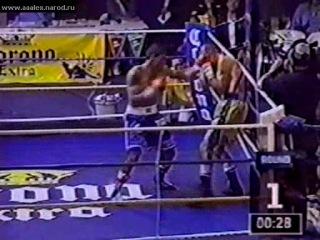 1998-10-16 Асеlinо Frеitаs vs Jоsе Luis Моntеs (WВО NАВО Juniоr Lightwеight Тitlе)