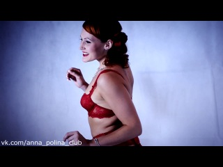 (colmax.com) emy russo et anna polina pin-up de noel pour colmax ! (2013) hd