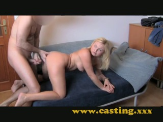 Casting - chubby wife gets it in the ass - xhamster.com