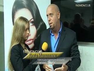 """Презентация кератина Diora в Харькове салон """"Viva Studia"""""""