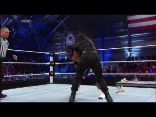 [#My1] WWE Tribute To The Troops 2013 - The Shield vs Usos and Rey Mysterio