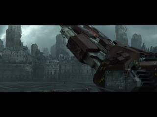 StarCraft 2 Heart of the Swarm trailer RUS