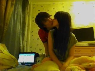 Кусочки нашей вечности ♥ Мы 3 года вместе! Я люблю тебя,это настоящая любовь,вечная,родной,сладкий, любимый!Челкастые целуются ♥ мур мяу