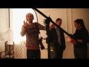 Фотосьемки для ТВ и афиши, в ролях - Микола Вересень Backstage